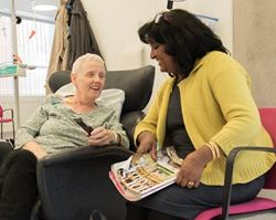 Exciting new opportunities for people affected by cancer to shape services image